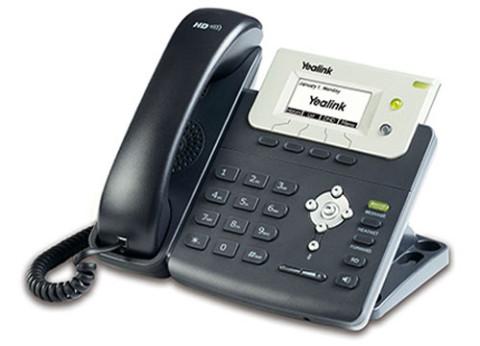 טלפון משרדי Yealink T21P VoIP