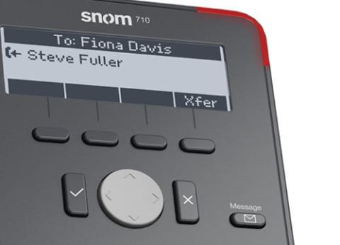 טלפון שולחני סנום Snom 710 IP