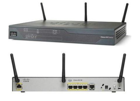 נתב אבטחה ראוטר סיסקו Cisco 861