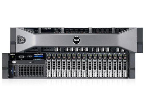 שרת דל Dell PowerEdge R720