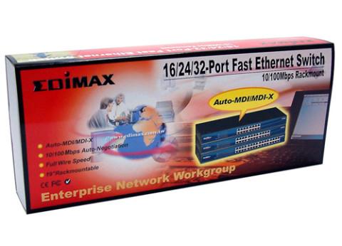 ממתג Edimax ES-3124RL