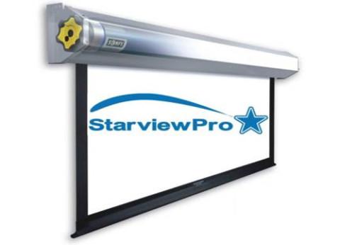 מסך הקרנה חשמלי StarView Pro