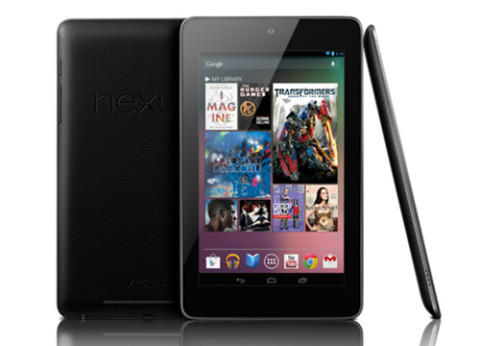 טאבלט אסוס נקסוס 7 Google Nexus