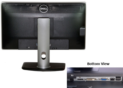 מסך מחשב דל DELL U2312HM Led
