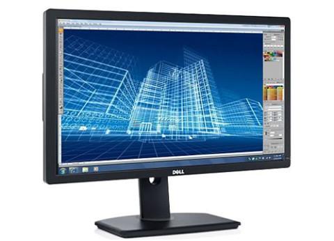 מסך מחשב דל DELL U2412M Led