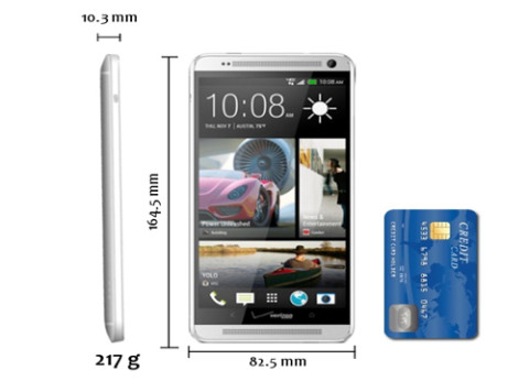 טלפון חכם סמארטפון HTC One