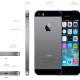 סמארטפון אייפון Apple iPhone 5S