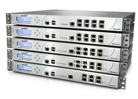 התקן אבטחת רשתות E-Class NSA