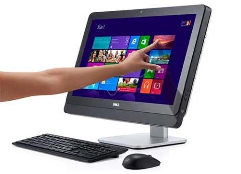 מחשב דל Dell Inspiron One AIO