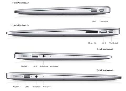 נייד מקבוק אייר אפל MacBook Air