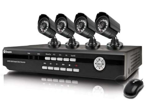 מערכת הקלטה DVR