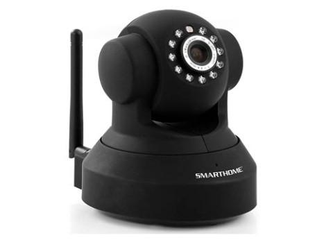 מצלמת אבטחה IP