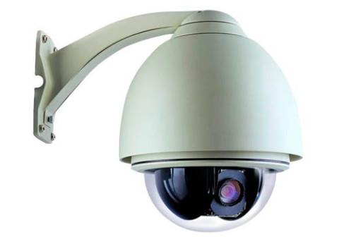 מצלמת אבטחה ממונעות PTZ