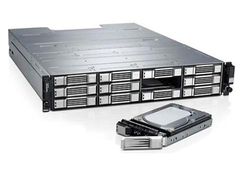 מערכת אחסון Dell EqualLogic PS4100