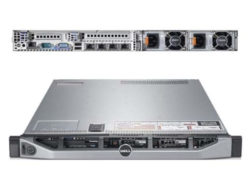 ארון תקשורת Dell PowerEdge R620
