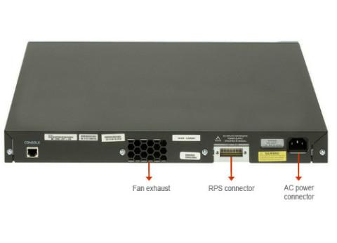מתג סיסקו WS C2960S 24PS | 48PS