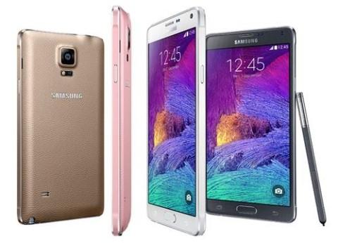 סמסונג גלקסי נוט Galaxy Note 4