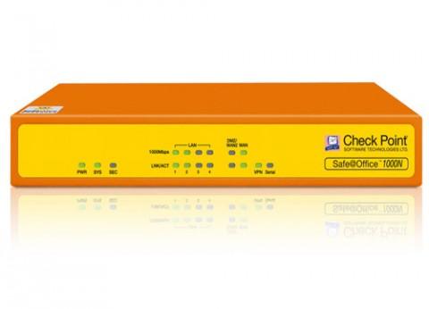 נתב פיירוול Check Point Firewall Safe@Office