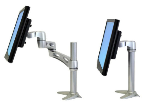 זרוע למסך מחשב ארגונומית שולחנית Neo Flex