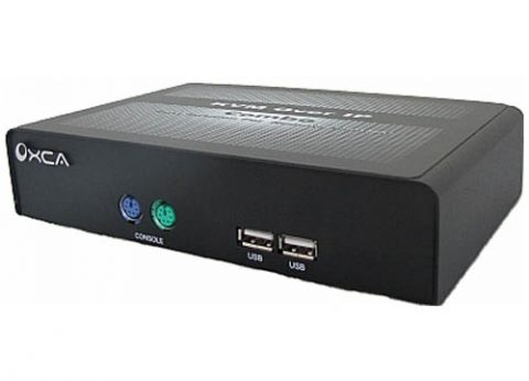 ממתג אוקסה Oxca Single Port KVM Over IP