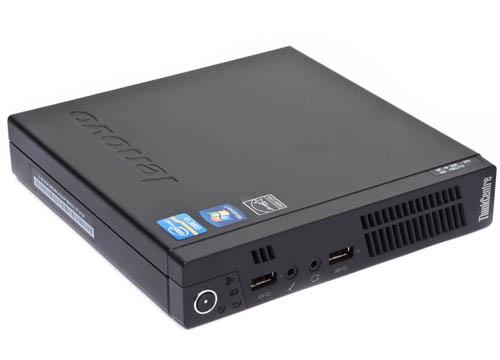 מאוד מחשב נייח קטן לנובו ThinkCentre M92p Tiny » נאמ - שירותי מחשוב IN-51