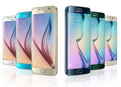 סמארטפון סמסונג גלקסי Galaxy S6