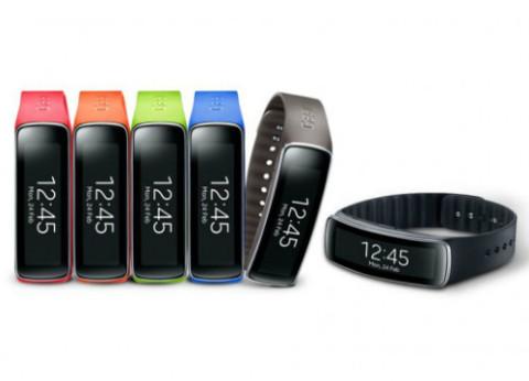 שעון צמיד חכם Samsung Gear Fit