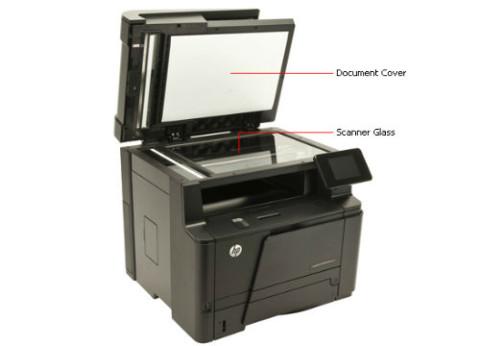 מדפסת לייזר משולבת HP LaserJet Pro 400 M425dw