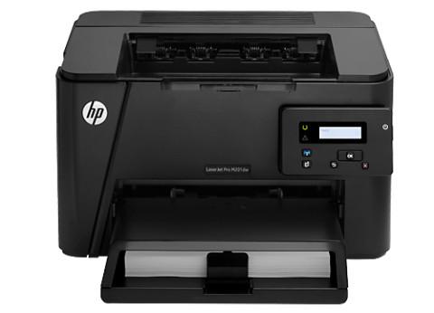 מדפסת לייזר אלחוטית HP LaserJet Pro M201dw