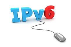 התקנת IPv6