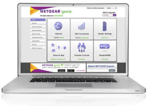 נתב נטגיר אלחוטי Netgear WiFi WNR3500L