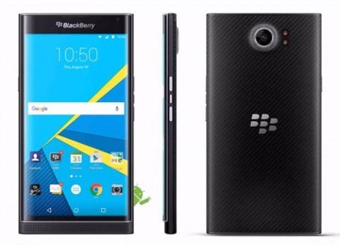 סמארטפון מאובטח בלקברי BlackBerry PRIV