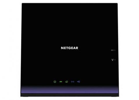 ראוטר מודם VDSL/ADSL נטגיר Netgear D6400