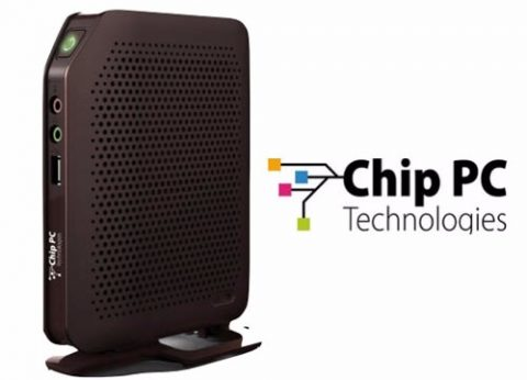 מיני מחשב נייח חזק במיוחד Chip PC iQ PC