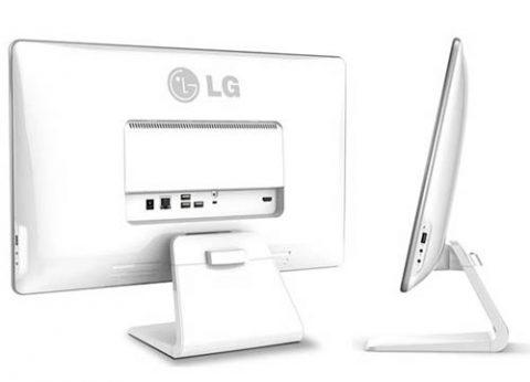 מחשב הכל באחד מבוסס כרום LG Chromebase