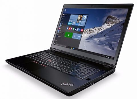 מחשב נייד לנובו Lenovo ThinkPad P50