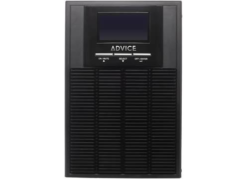 הגדול אל פסק אונליין חד פאזי Online UPS TopVision PRO 1500 » נאמ TS-03
