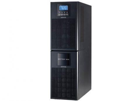 אל פסק UPS חד פאזי אדוויס TopVision PRO 6000 | 10000
