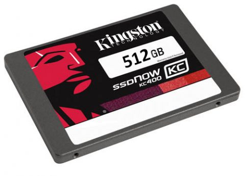 Kingston SSD 512GB 2