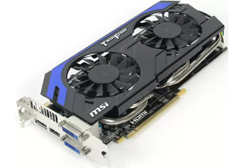 כרטיס מסך Geforce GTX 660