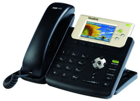 טלפון שולחני Yealink T32G VoIP