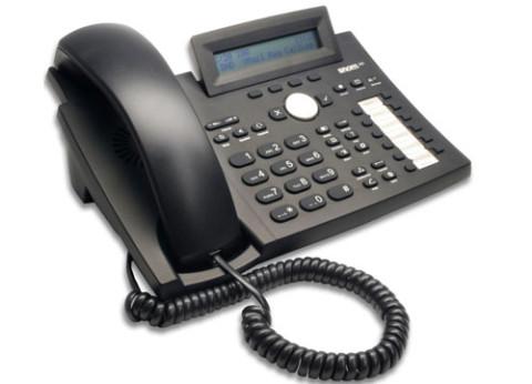טלפון משרדי סנום Snom 320 IP