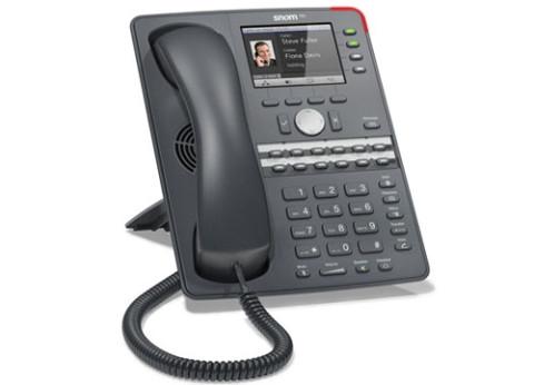 טלפון משרדי סנום Snom 760 IP