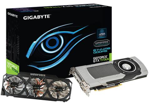 כרטיס מסך ג'יפורס Geforce TITAN