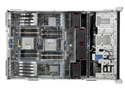 שרת HP ML350p Gen8