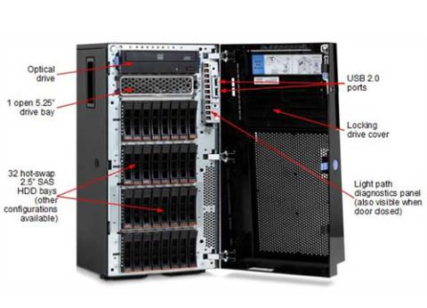 שרת IBM System x3500 M4