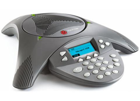 טלפון משרדי Polycom IP 6000