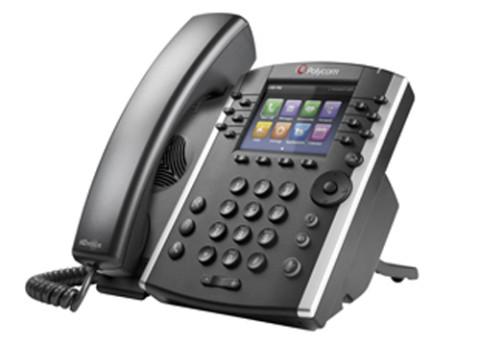 טלפון פוליקום Polycom VVX 400