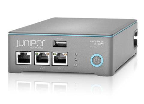 מערכת אבטחה Juniper MAG2600