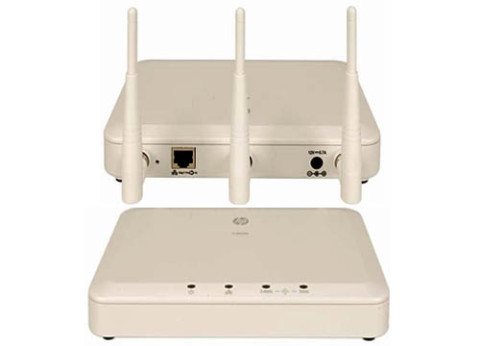 נקודת גישה נתב HP M200 802.11n